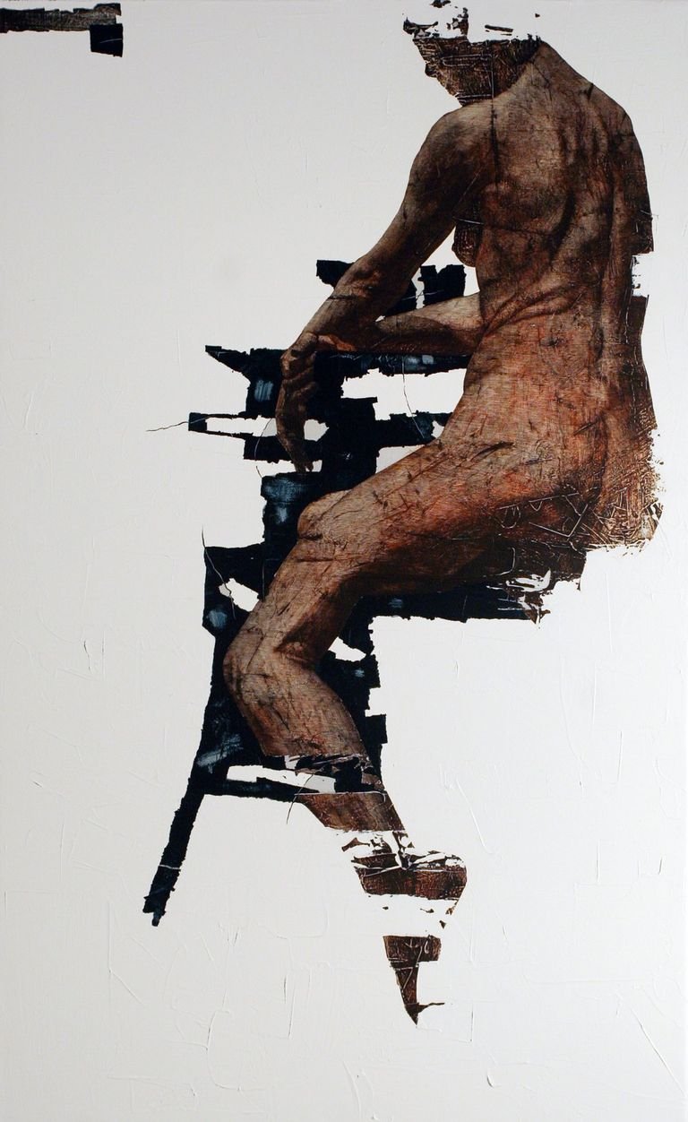 adrian leverkuhn, painting, Fall