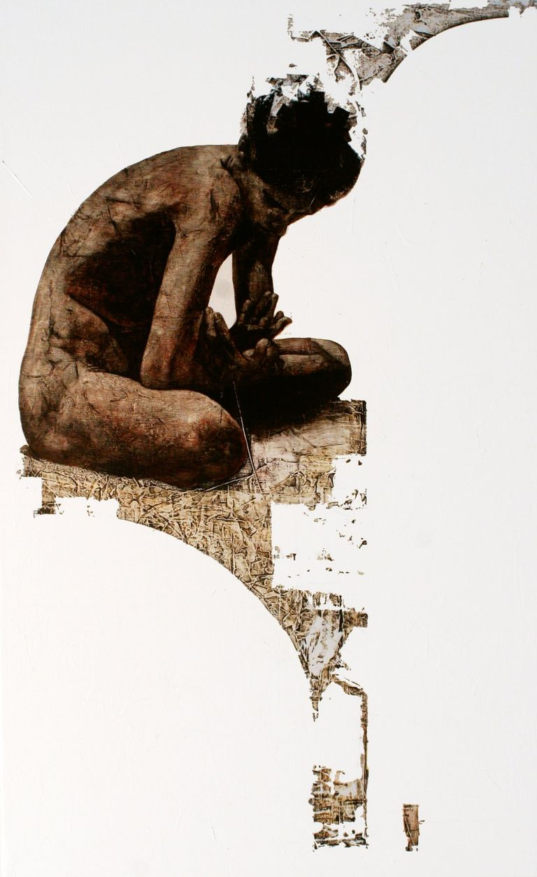 adrian leverkuhn, painting, Turin