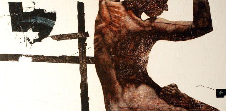 adrian leverkuhn, painting, Via Est Vita 2
