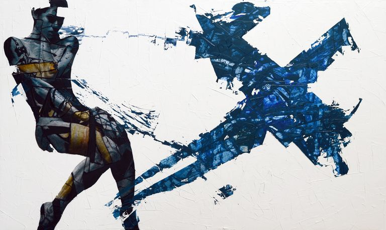 adrian leverkuhn, painting, Action Potential