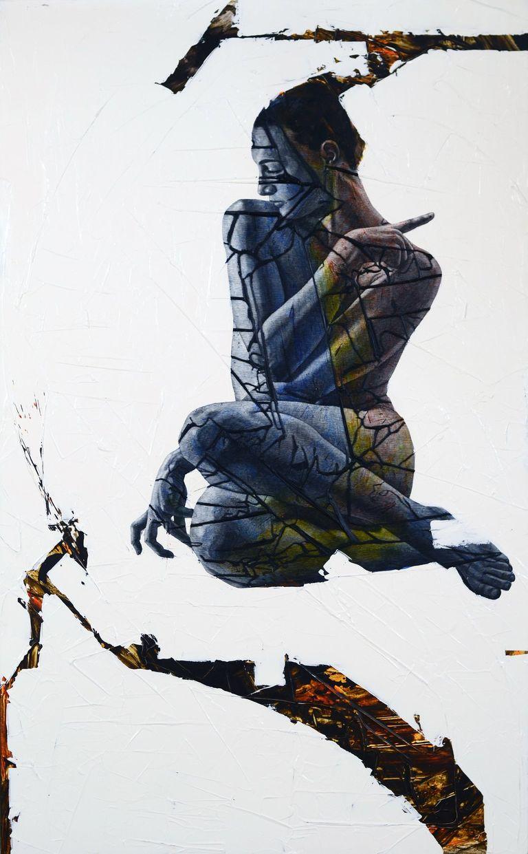adrian leverkuhn, painting, Convergence - Divergence
