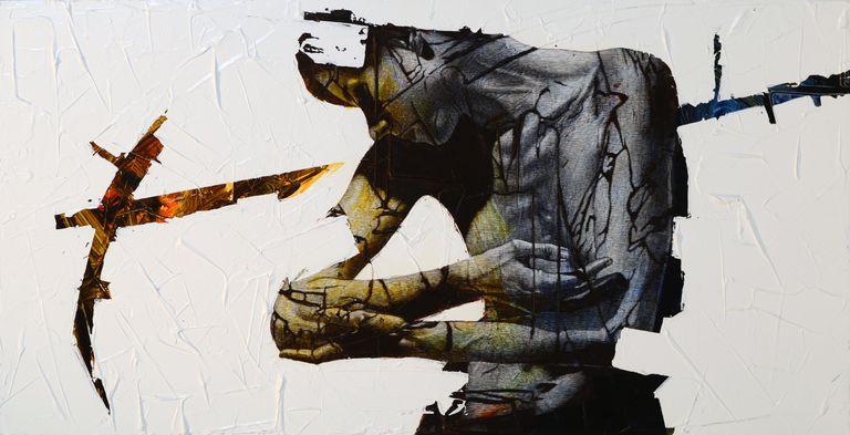 adrian leverkuhn, painting, Extroversion