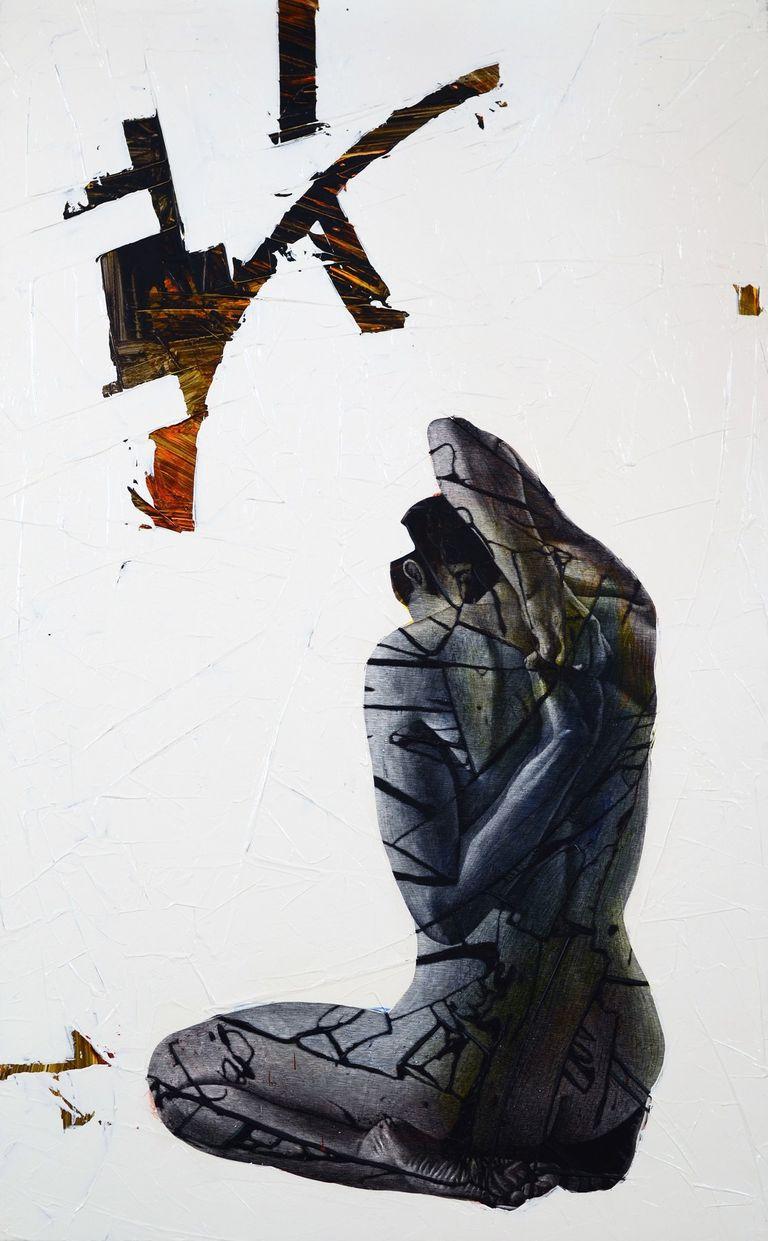 adrian leverkuhn, painting, Resting Potential