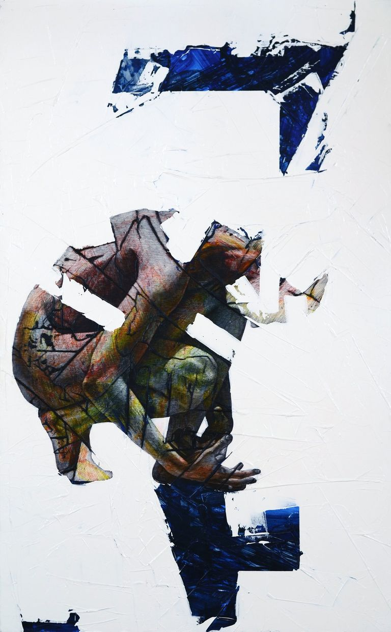 adrian leverkuhn, painting, Ritual 1