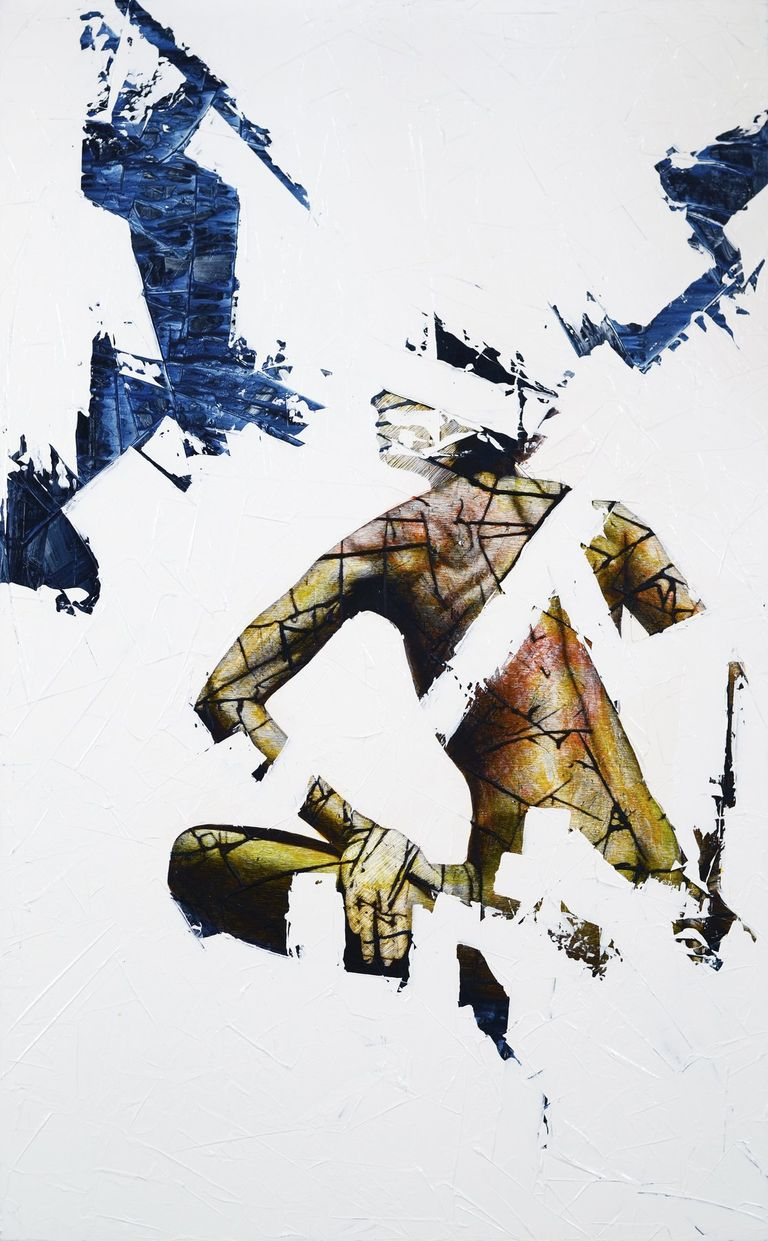 adrian leverkuhn, painting, Ritual 2