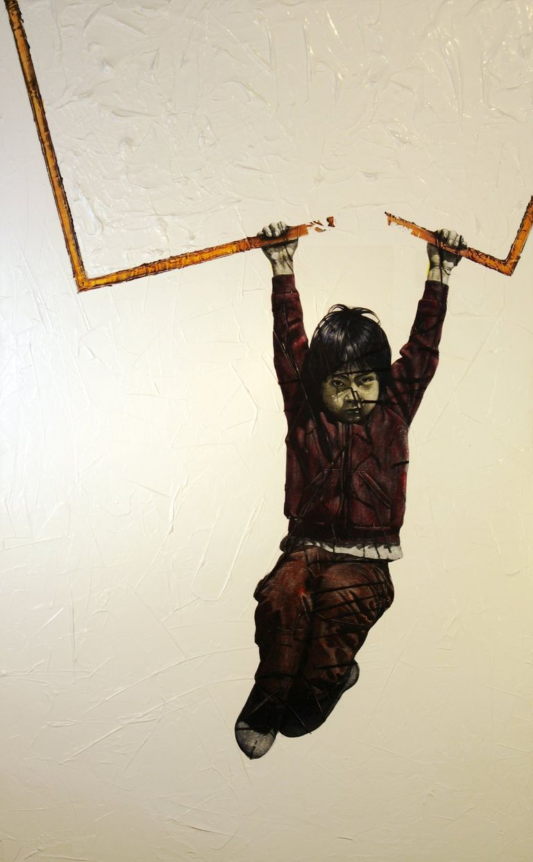 adrian leverkuhn, painting, 22 A