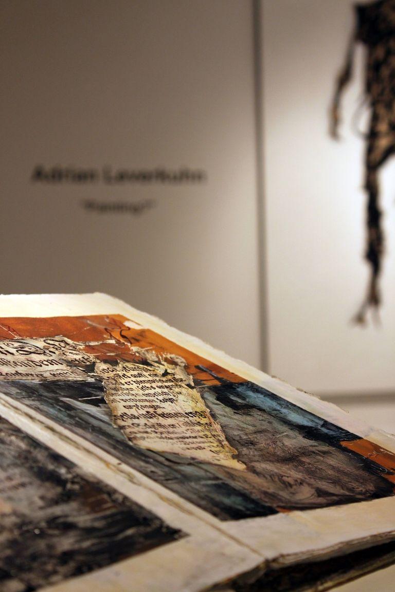 adrian leverkuhn, painting, Artist's Book